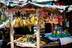Iten market
